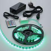 Biard 5m RGB 5050 300 LED Strip Set, farbwechselnd, inkl. Netzteil