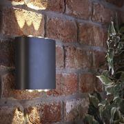 Biard Olen LED 6W IP54 Doppelseitige Wandleuchte - Anthrazit