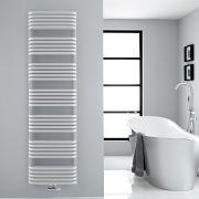 Handtuchheizkörper Vertikal Mittelanschluss Weiß 1800mm x 500mm 1740W - Arch