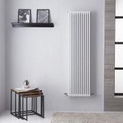 Design Heizkörper Vertikal Weiß 778W 1506mm x 392mm - Neive