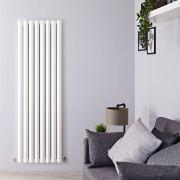 Design Heizkörper Vertikal Doppellagig Weiß 1780mm x 560mm 2158W - Vital