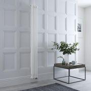 Gliederheizkörper, Elektrisch, 1500 x 200mm, 600W, WLAN-Thermostat wählbar - Regent