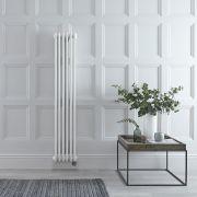Gliederheizkörper, Elektrisch, 1500 x 290mm, 1000W, WLAN-Thermostat wählbar