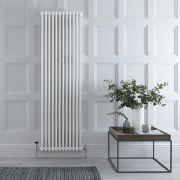 Gliederheizkörper Vertikal 3 Säulen Nostalgie Weiß 1800mm x 560mm 2338W - Regent