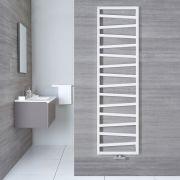 Handtuchheizkörper Vertikal Mittelanschluss Weiß 1780mm x 500mm - Torun