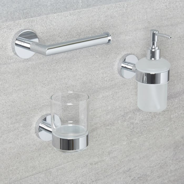 Badezimmer 3-teiliges Zubehör Set - Prise
