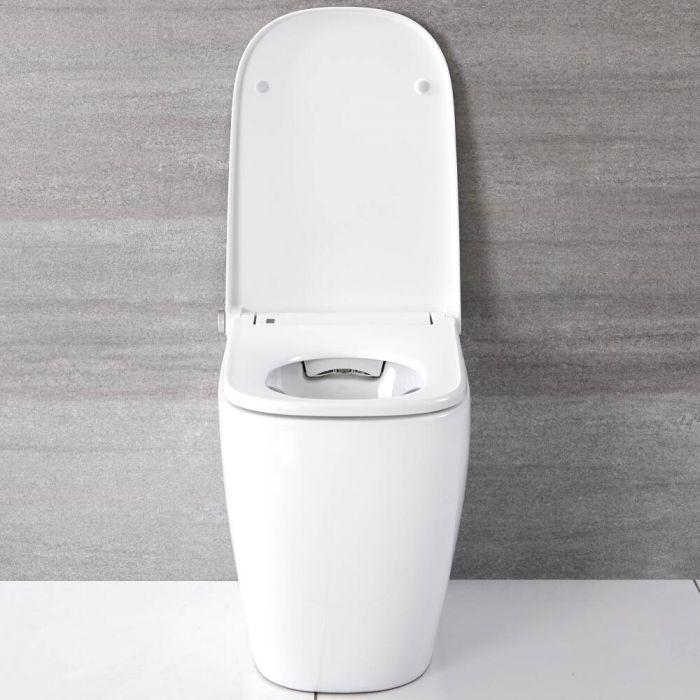 Japanisches Stand-Dusch-WC - Hirayu
