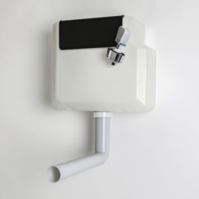 Unterputzspülkasten für Hängetoiletten inkl. Betätigungstaste