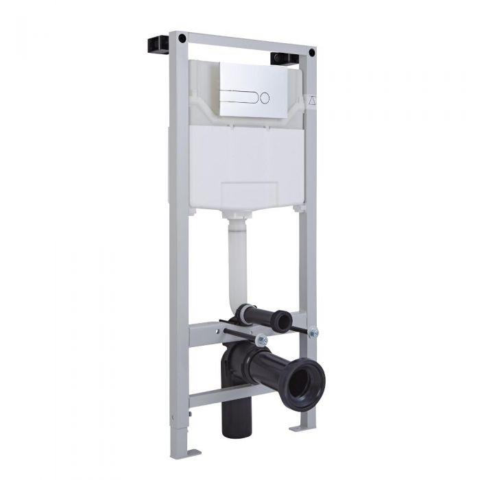 Befestigungsrahmen für Hänge-WCs inkl. Spülkasten 1150mm x 500mm