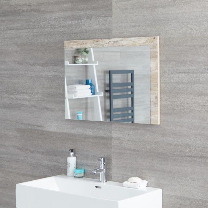 Hoxton - Spiegel Helle Eiche 500 x 700mm