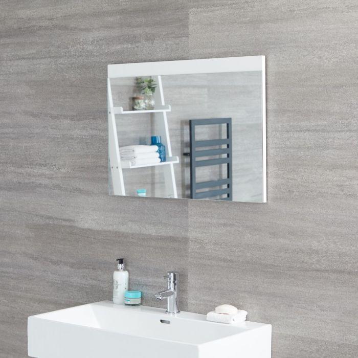 Hudson Reed Newington - 500x700mm Spiegel Mattweiß