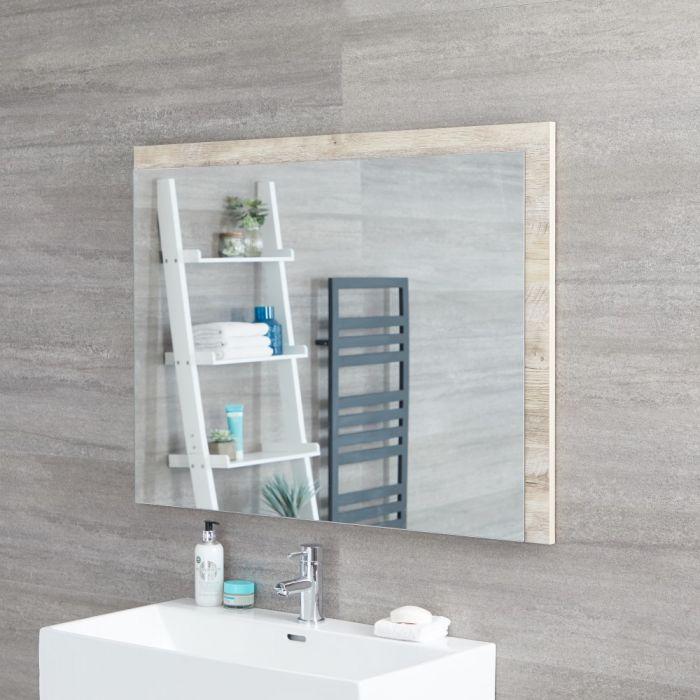 Hudson Reed Hoxton - Spiegel Helle Eiche 750 x 1000mm
