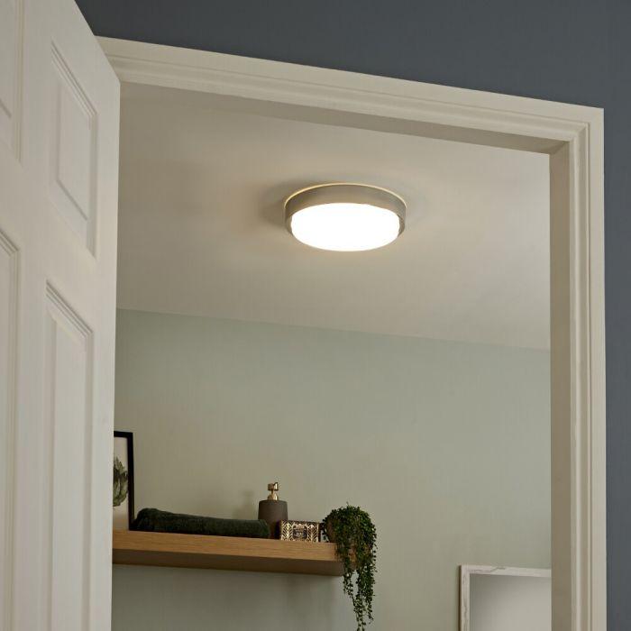 Zell LED Rundes Badezimmer Deckenlicht
