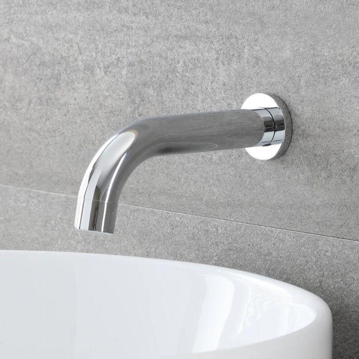 Mirage Wand-Einlauf für Waschtische & Wannen, Chrom, 1/2 Zoll