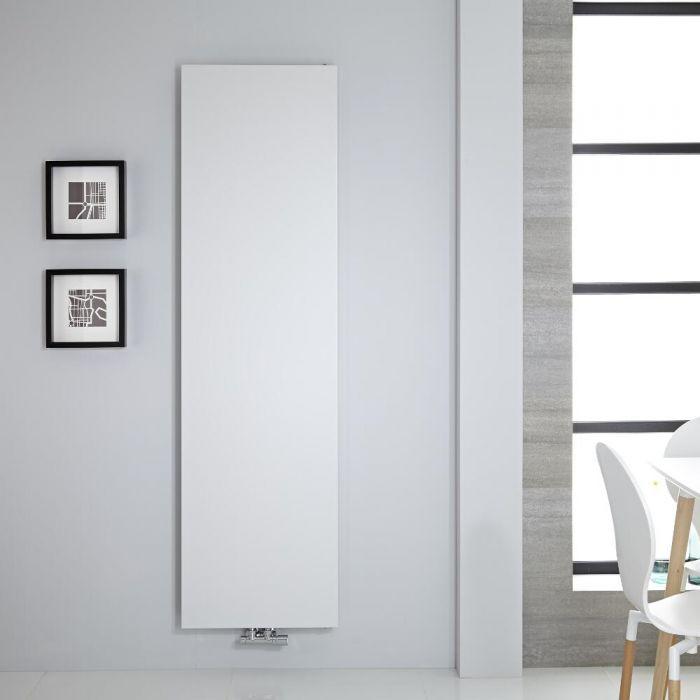 Design Flachheizkörper Vertikal Weiß 1800mm x 500mm 1123W - Rubi