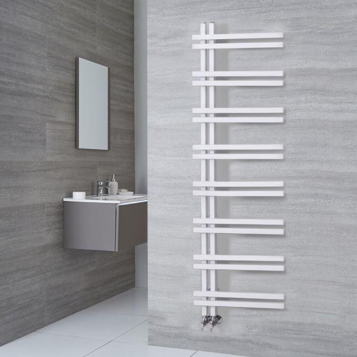 Designer Handtuchwärmer Weiß 1600mm x 500mm 701W - Tika