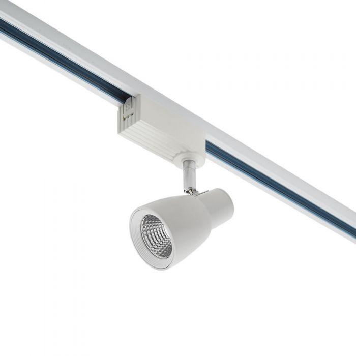 Biard 10W LED Schienenstrahler - Dimmbar