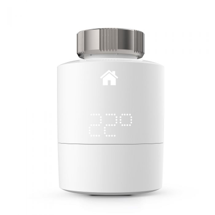 Smarter Thermostatkopf Horizontal Einzeln - Tado°