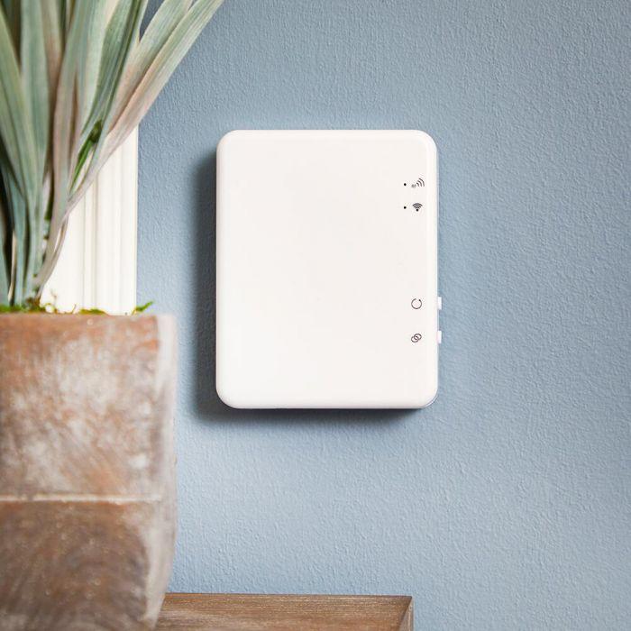 WLAN-Steuerungszentrale für Smart Heizkörper-Thermostat – Connect
