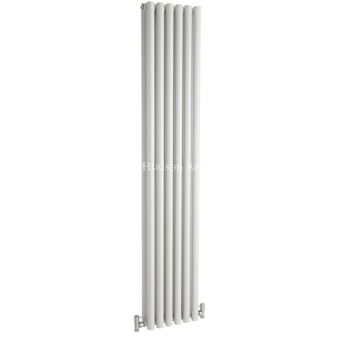 Design Heizkörper Vertikal Einlagig Weiß 1800mm x 354mm 1601W - Savy