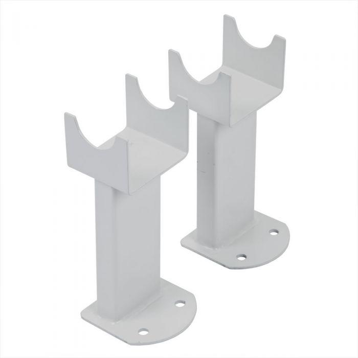 Füße für Design Heizkörper Revive, Sloane und Savy in Weiß