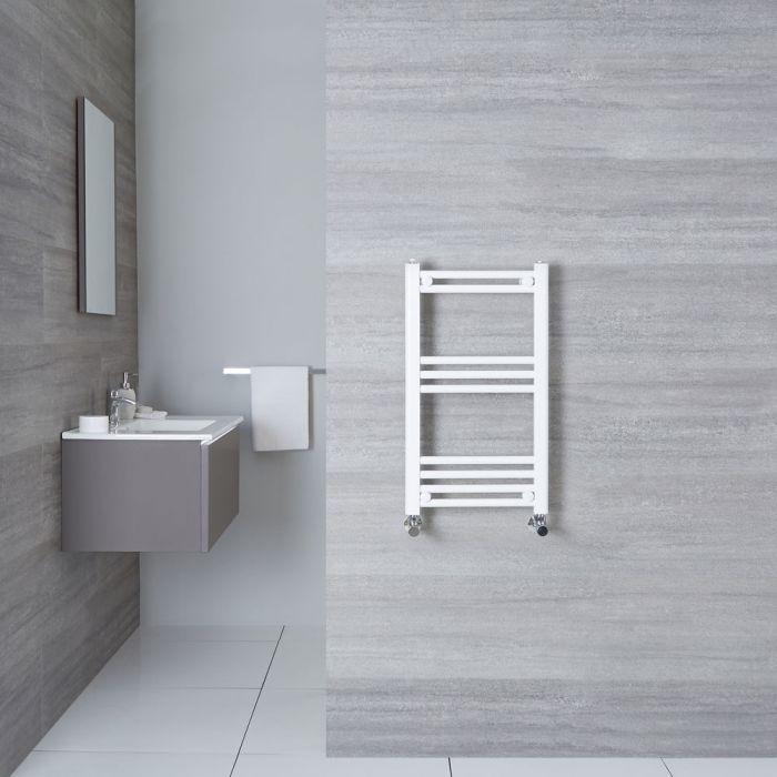 Handtuchheizkörper Weiß 700mm x 400mm 276W - Etna