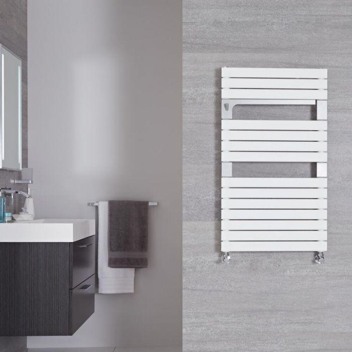 Handtuchheizkörper Mineral Weiß 637W 952mm x 550mm - Seina