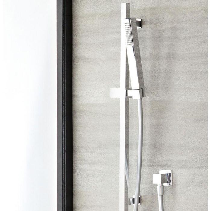 Duschstange mit Handbrause