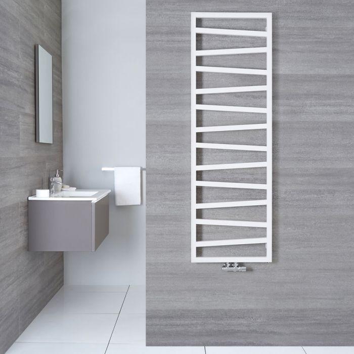 Handtuchheizkörper Vertikal Mittelanschluss Weiß 1545mm x 500mm - Torun