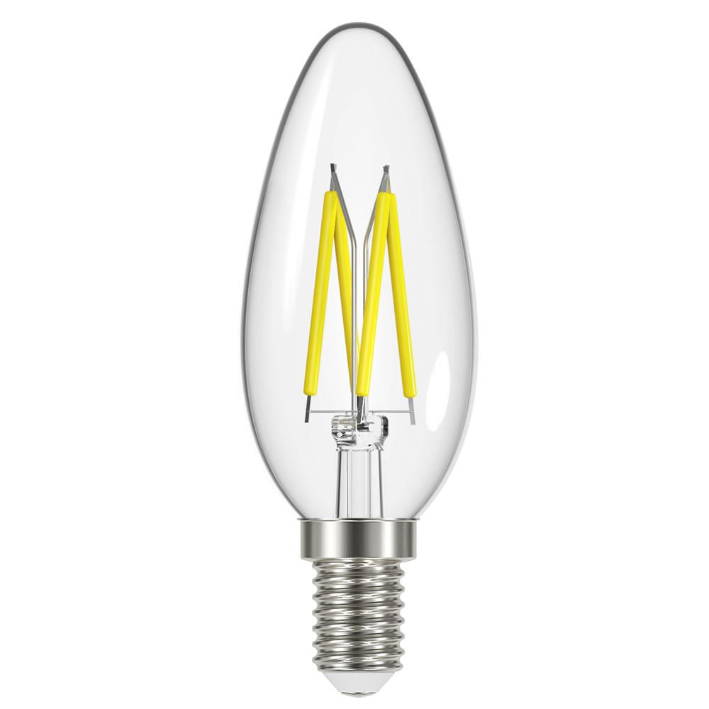 Energizer 5W E14 Dimmbare LED Glühkerze - 6er Packung