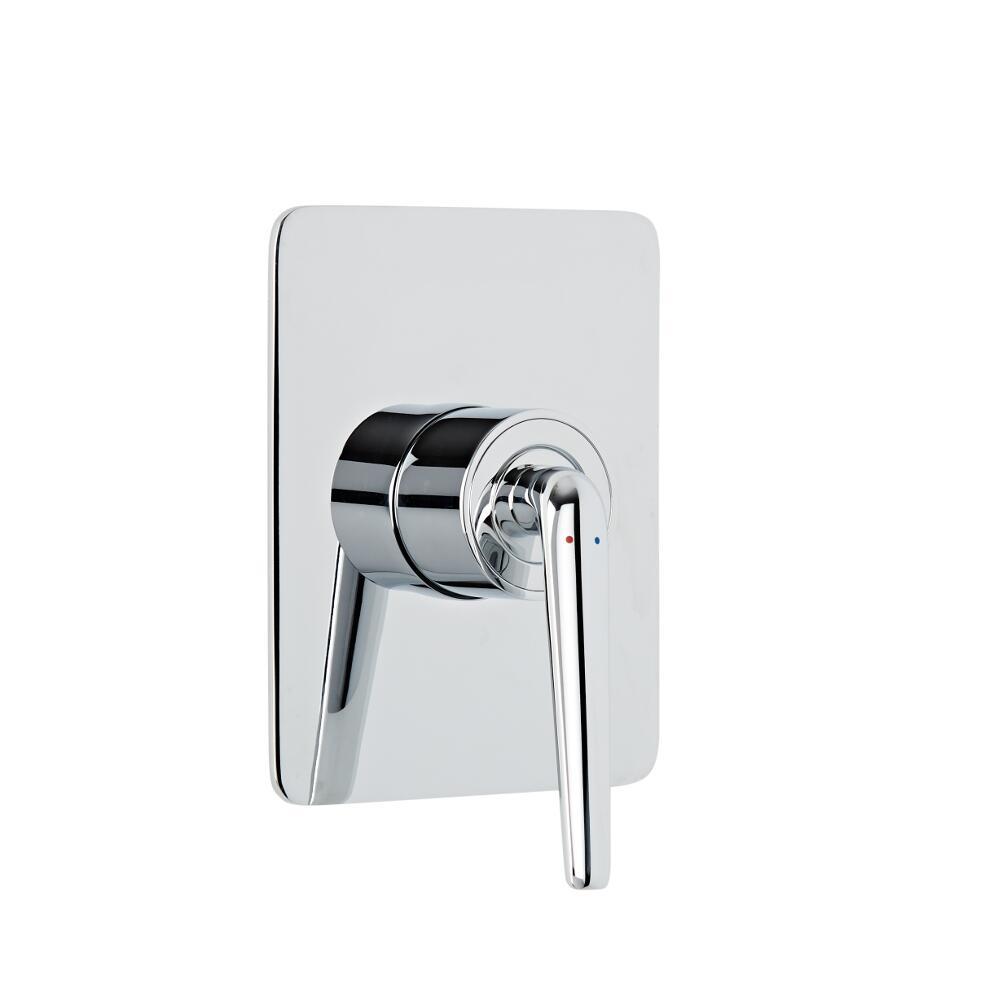 Ora - moderne Einhebel-Duscharmatur Chrom