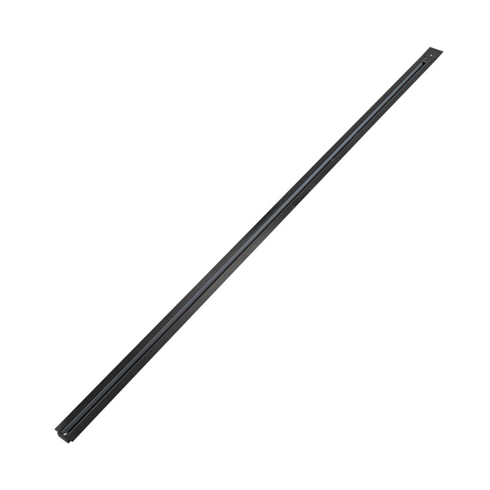 Biard Versenkte Stromschiene 2m Schwarz