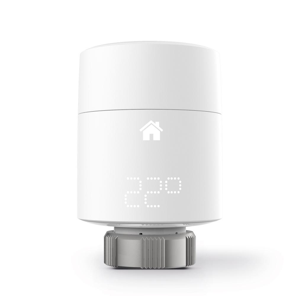 Smartes Heizkörperventil Vertikal Thermostatisch Einzeln - Tado°