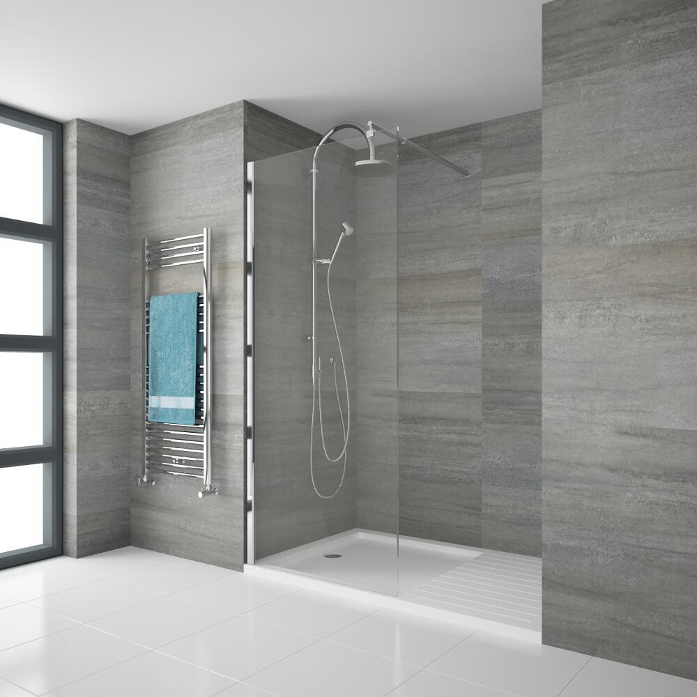 Duschwand 900mm - Portland