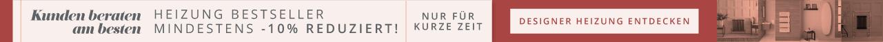 August Sale 15% Rabatt auf alles ab 250€ Bestellwert Code