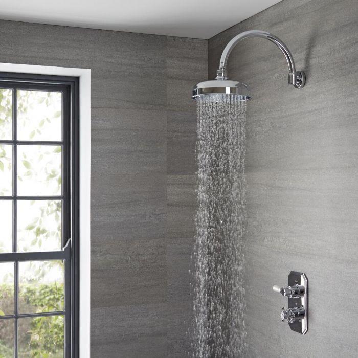 Unterputz Duschsysteme Regenstrahl