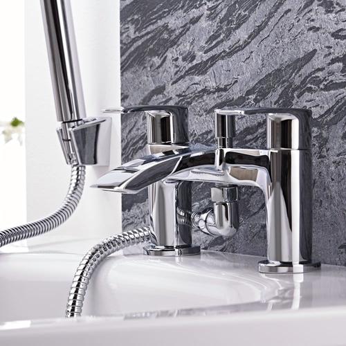 Mischbatterien Dusch-Badewanne