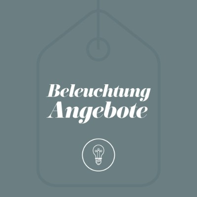 Beleuchtung Angebote