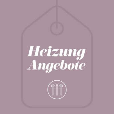 Heizung Angebote