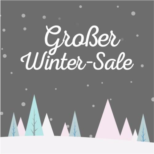 Großer Winter Sale