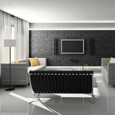 Wohnzimmerbeleuchtung